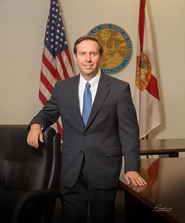 Brian Haas State Attorney for the Tenth Judicial Circuit of Florida