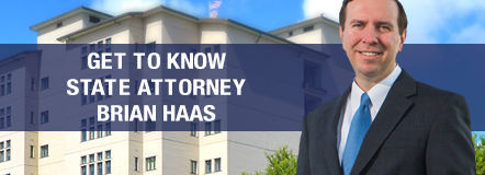 Get To Know State Attorney Brian Haas