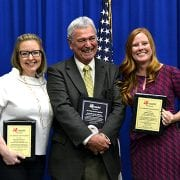 State Attorney Hill, Assistant State Attorneys honored by MADD
